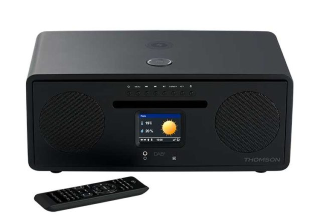 All-in-one Hi-Fi connected system MIC500IWF THOMSON – Image