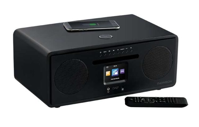 All-in-one Hi-Fi connected system MIC500IWF THOMSON – Image  #2tutu