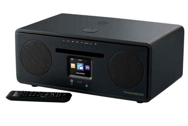 All-in-one Hi-Fi connected system MIC500IWF THOMSON – Image  #2tutu#4tutu