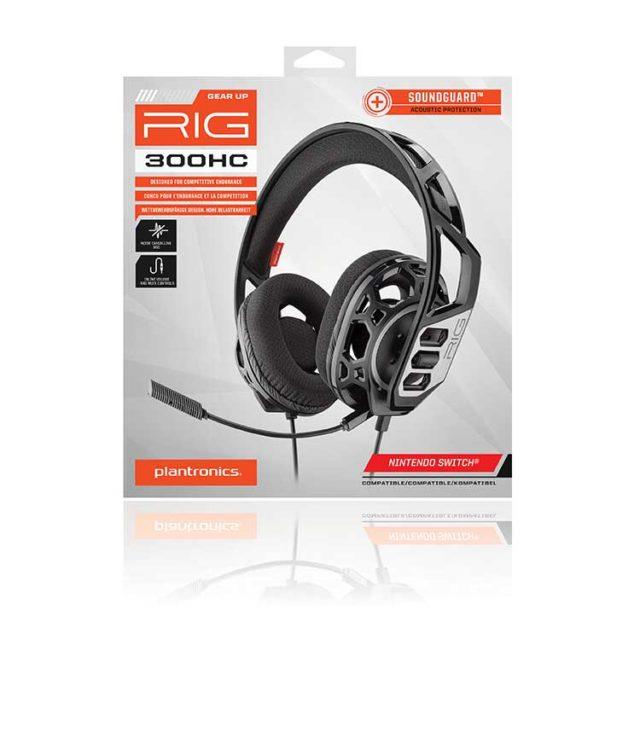 PLANTRONICS Stereo gaming headset RIG 300HC – Image  #1