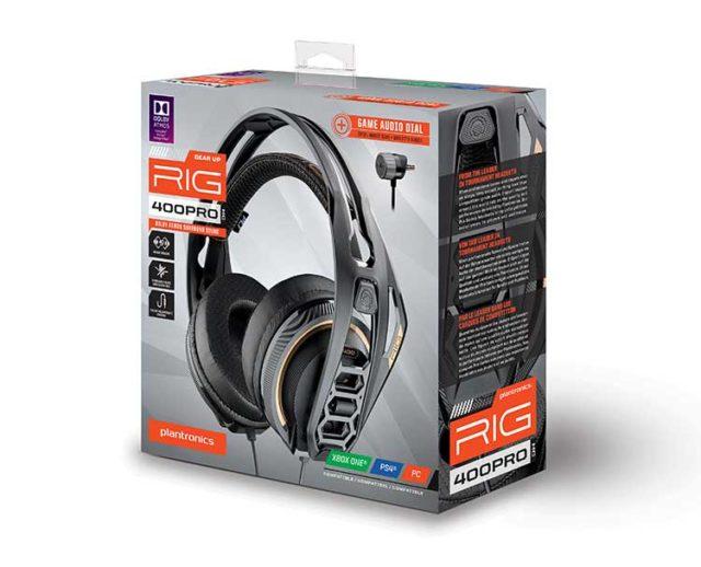 PLANTRONICS surround-ready gaming headset for console RIG 400PRO HC – Image  #2tutu#3