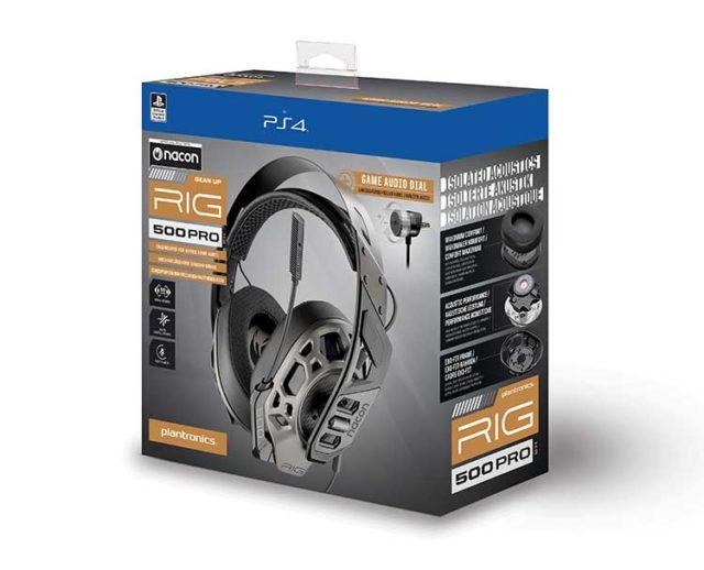 RIG 500PRO HS for PS4™ – NACON Limited Edition – Image  #2tutu#4tutu#5