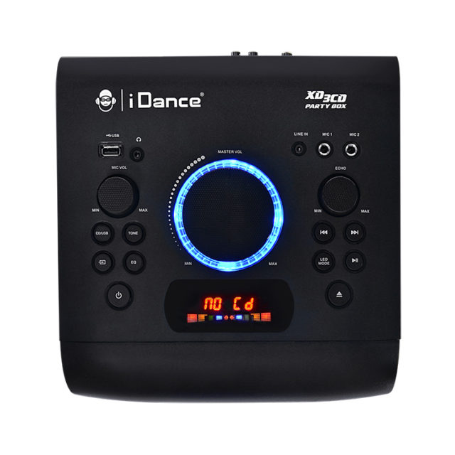 All-in-one bluetooth system + CD player XD3CD I DANCE – Image  #2tutu#3