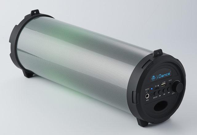 Lightning speaker bluetooth® CYCLONE401BK I DANCE - Packshot