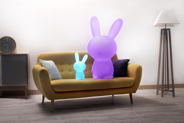 Wireless luminous speaker BTLSRABBITXL BIGBEN – Image  #1