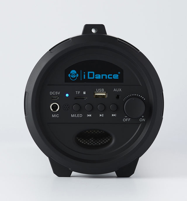 Lightning speaker bluetooth® CYCLONE401BK I DANCE – Image  #2tutu#4tutu#6tutu