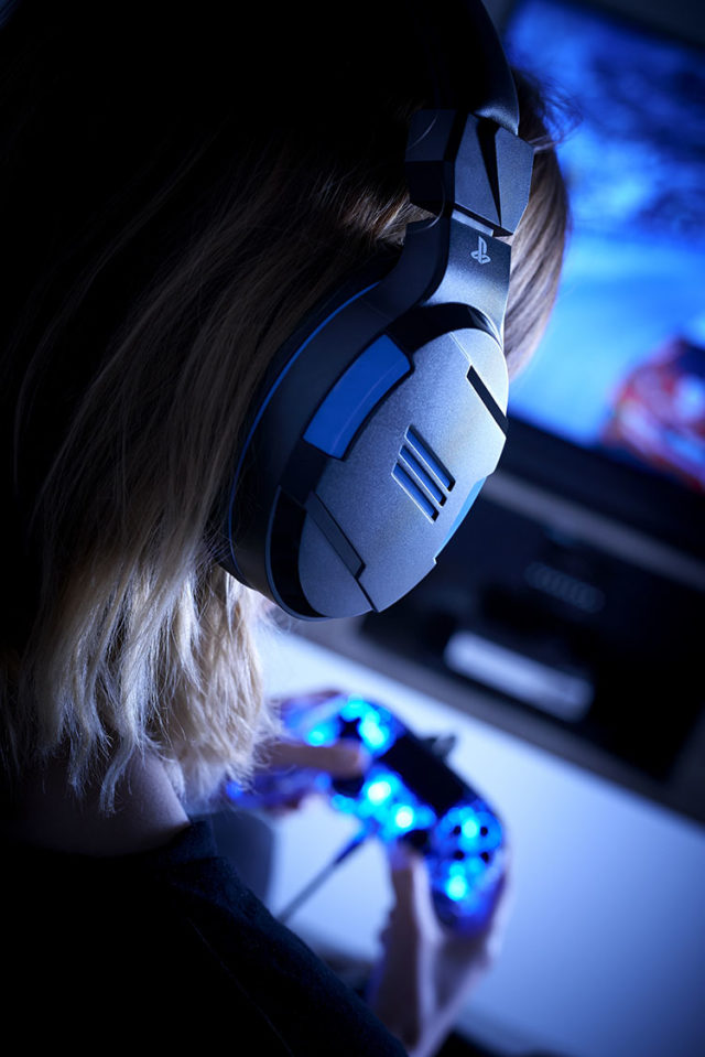 Strereo gaming headset for PS4™, PC, MAC and mobile devices – Image  #1