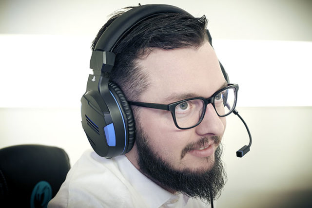 Strereo gaming headset for PS4™, PC, MAC and mobile devices – Image  #2tutu#4tutu#5