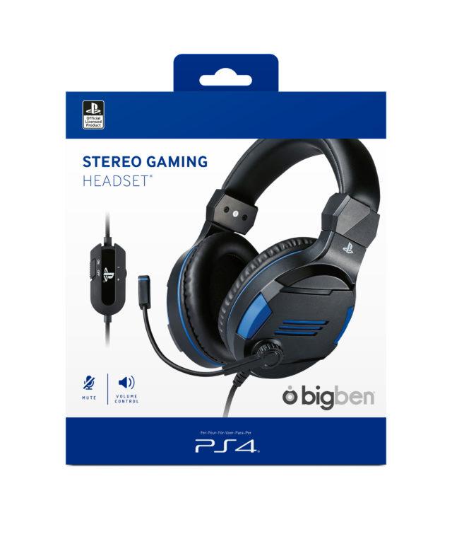 Strereo gaming headset for PS4™, PC, MAC and mobile devices – Image  #2tutu#4tutu#6tutu#7